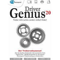 Driver Genius 20 / 3 PCs - 1 Jahr - ESD