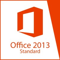 Office Standard 2013 Aktivierungsschlüssel -  Word, Excel, PowerPoint, OneNote, Outlook, Publisher