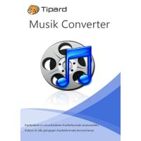 Tipard Musik Converter - lebenslange Lizenz - ESD
