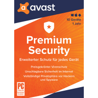 Avast Premium Security (Multi-Device) - ESD