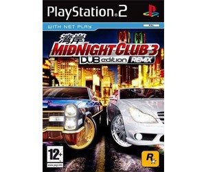 Midnight Club 3 - Dub Edition Remix USK 6