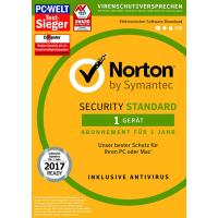 Symantec Norton Security 3.0 Standard - 1 Geräte - ESD