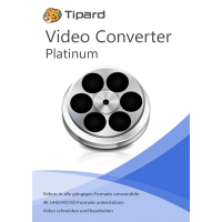Tipard Video Converter Platinum - lebenslange Lizenz - ESD