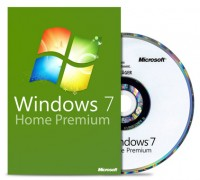 Windows 7 Home Premium 64 Bit - MAR Refurbished - DVD + COA