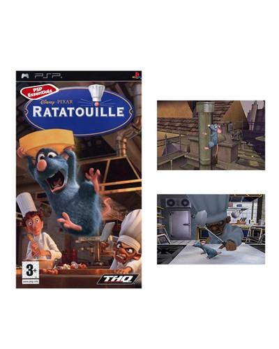 Disney Ratatouille PSP Essentials (Französisch)