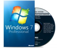 Windows 7 Professional 64 Bit - DVD + COA