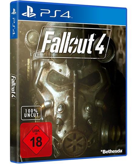 Fallout 4 - Playstation 4 - USK 18