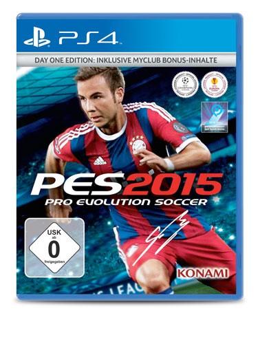 PES 2015 - Pro Evolution Soccer 2015 - PS4