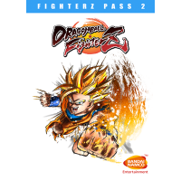 DRAGON BALL FIGHTERZ - FighterZ Pass 2 - DLC - ESD