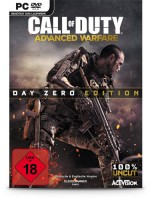 Call of Duty: Advanced Warfare Day Zero Edition - PC - USK 18