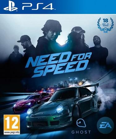 Need for Speed für Playstation 4 [AT Pegi]