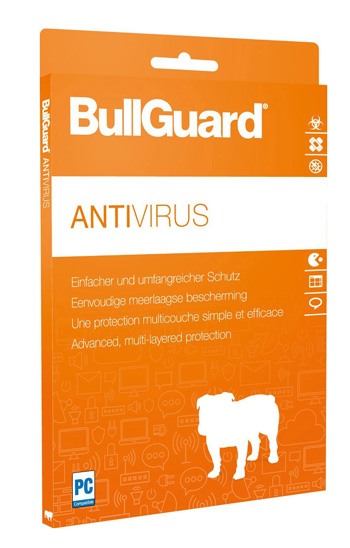 bullguard antivirus 3 user 2 jahre download kaufen. Black Bedroom Furniture Sets. Home Design Ideas