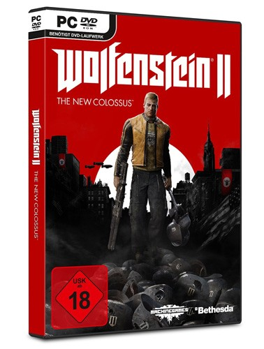 Wolfenstein II : The New Colossus - PC - USK 18