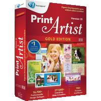 Print Artist Gold 25 (Englisch) - ESD