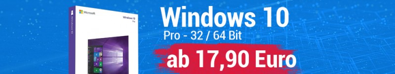 Windows 10 Pro kaufen