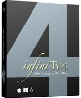 infiniType 4 (Einzelplatzlizenz) - Box