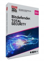 Bitdefender Total Security Multi Device 2020 - 5 User / 1 Jahr -  ESD