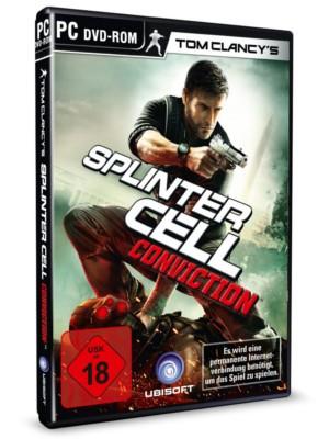 Tom Clancy's Splinter Cell: Conviction - USK 18