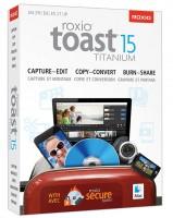 Corel Roxio Toast 15 Titanium