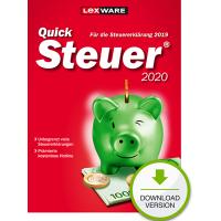 QuickSteuer 2020  (für Steuerjahr 2019) - ESD