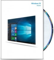 Windows 10 Home 64 Bit - DVD + COA MAR
