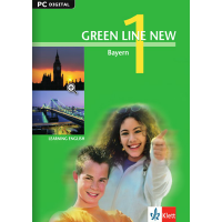 phase-6 Vokabelpaket zu Green Line NEW Bayern - Band 1 - add-on - ESD